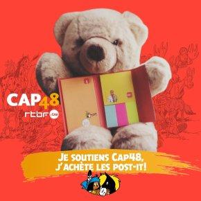 CAP48 a plus que jamais besoin de votresoutien!