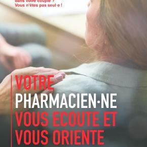 Victime de violence conjugale? Votre pharmacien peut vousaider.
